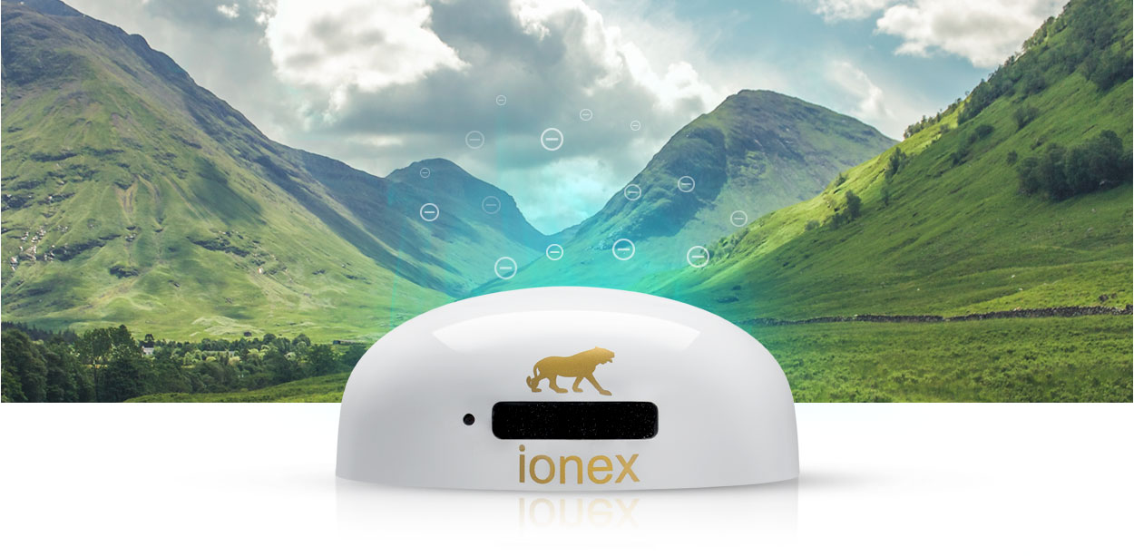 IONEX Air Ionizer For Home | Ionex Ionizers