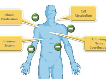 Effects of negative ions on our health