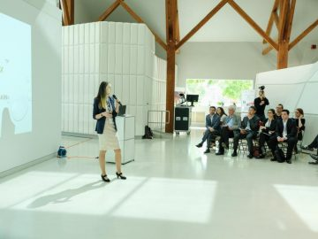 IONEX participates in matchmaking event promoted by the EIC pilot and Saint-Gobain