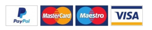Payment options paypal visa maestro masters