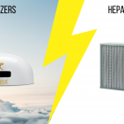air ionizer and hepa filter difference